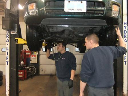 Our Technicians